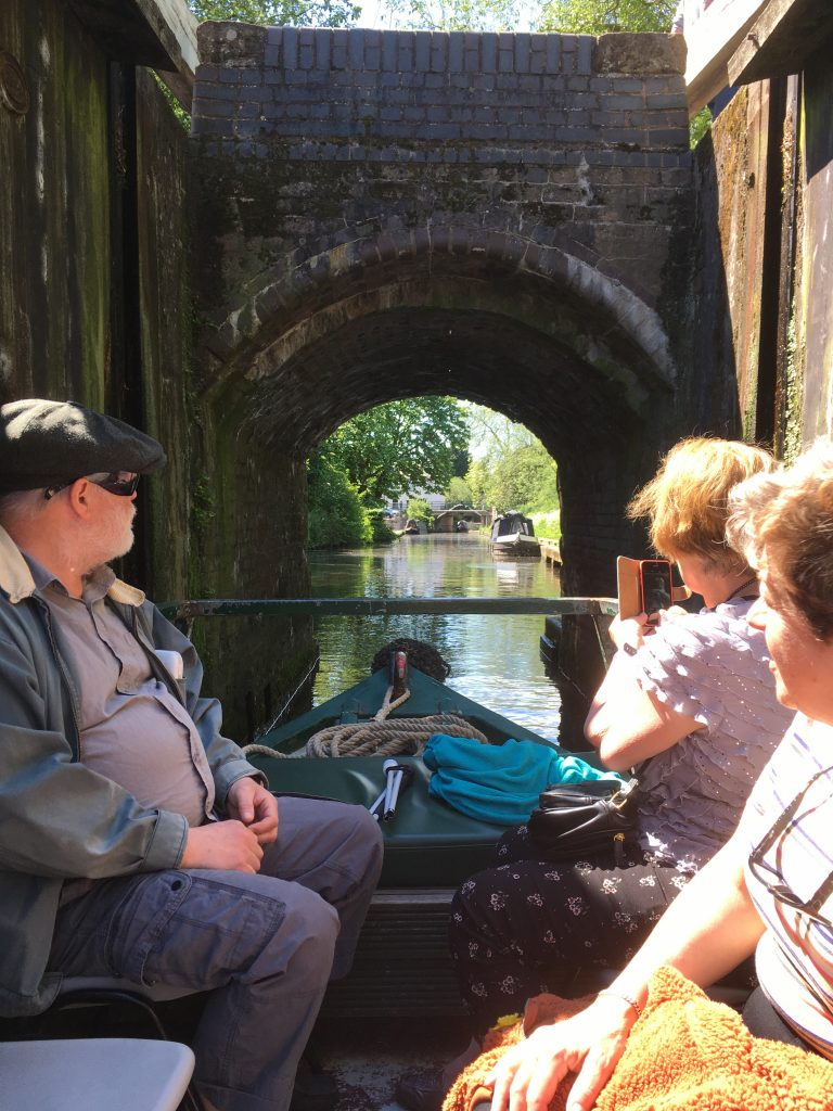 Active 60 canal trip