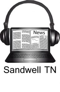 Sandwell Talking News logo