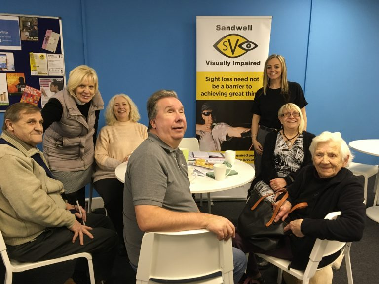Wednesbury Support Group