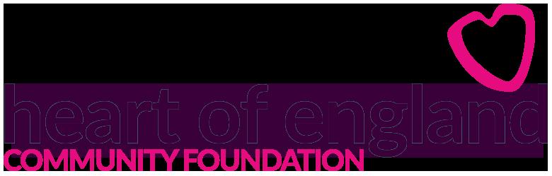 Heart of England Community Foundation logo