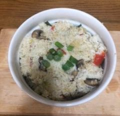 Lisa's vegetable rice